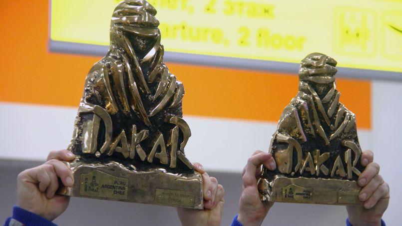 Trophée Dakar (Le Figaro)
