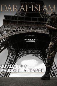 Le dernier numéro du magazine de l'Etat islamique cible la France.