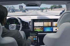 voiture autonome conduite avenir