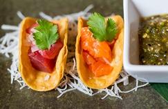 tacos japonais