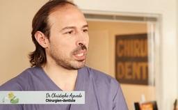 Dr Christophe Azevedo, chirurgien-dentiste