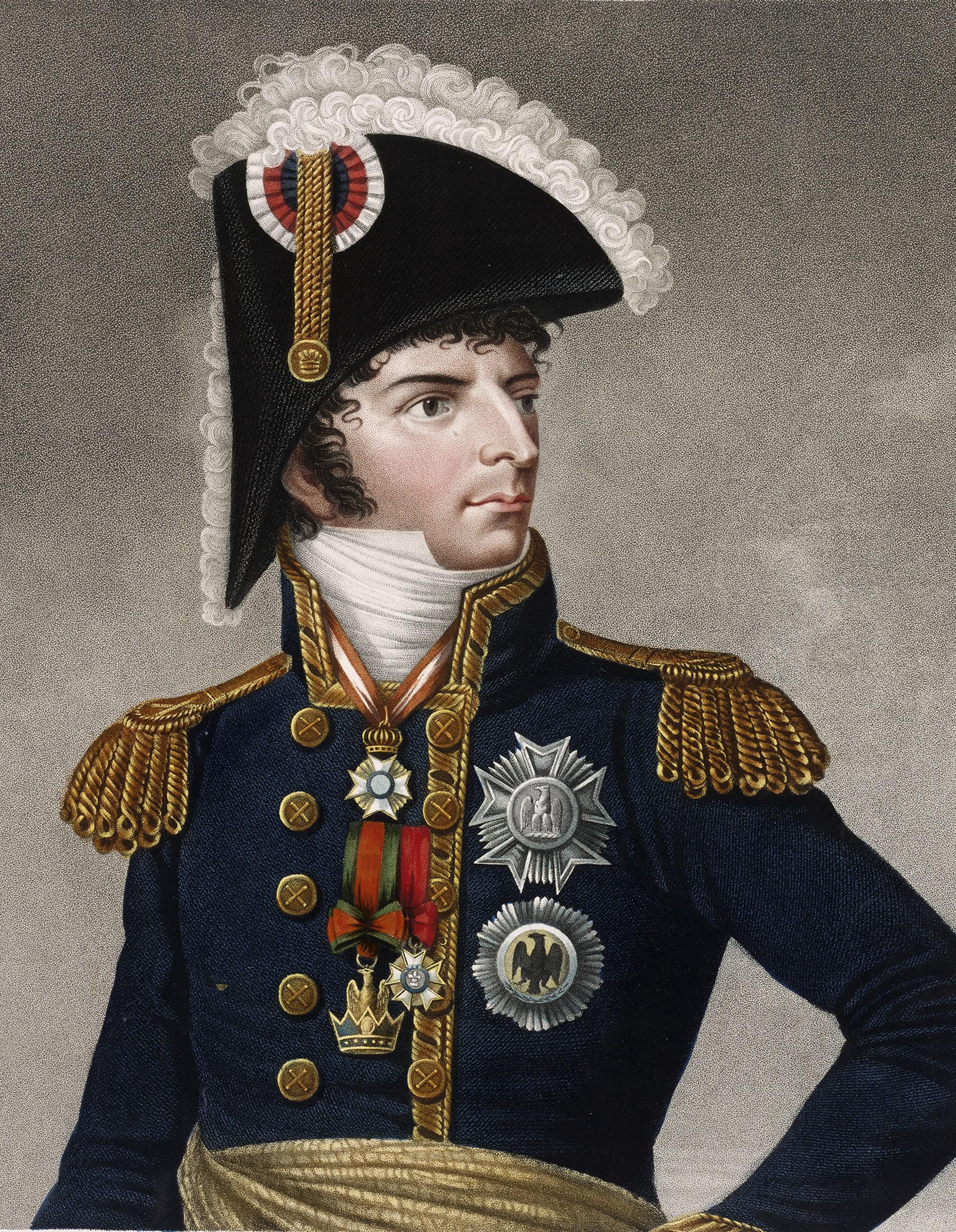 Jean-Baptiste Bernadotte