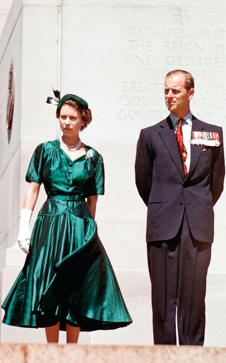 Le style déconcertant de la reine d'Angleterre
