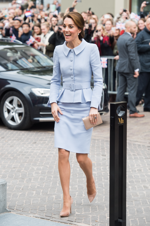 Kate Middleton aux Pays-Bas