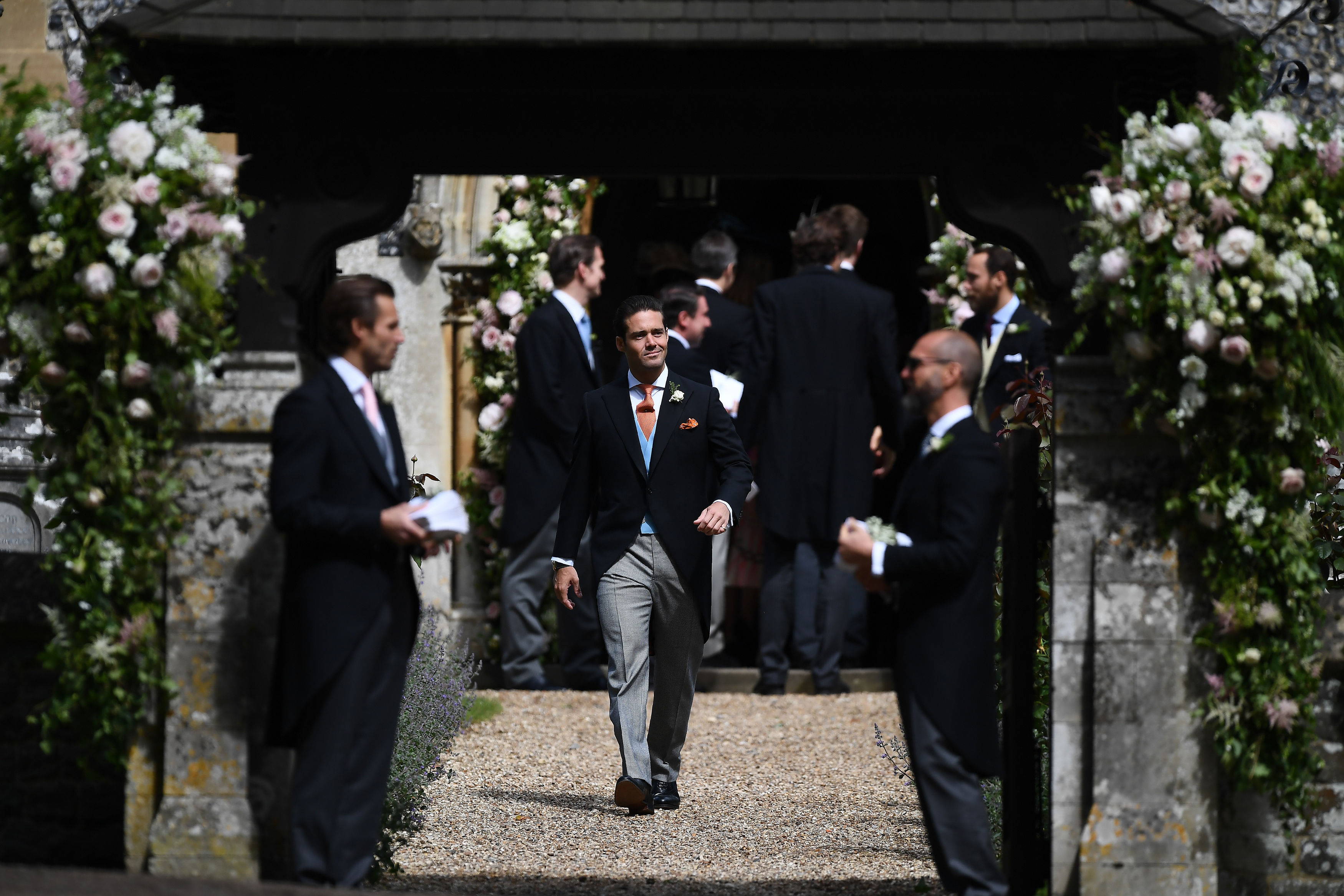 Le mariage presque royal de Pippa Middleton et James Matthews - Spencer Matthews
