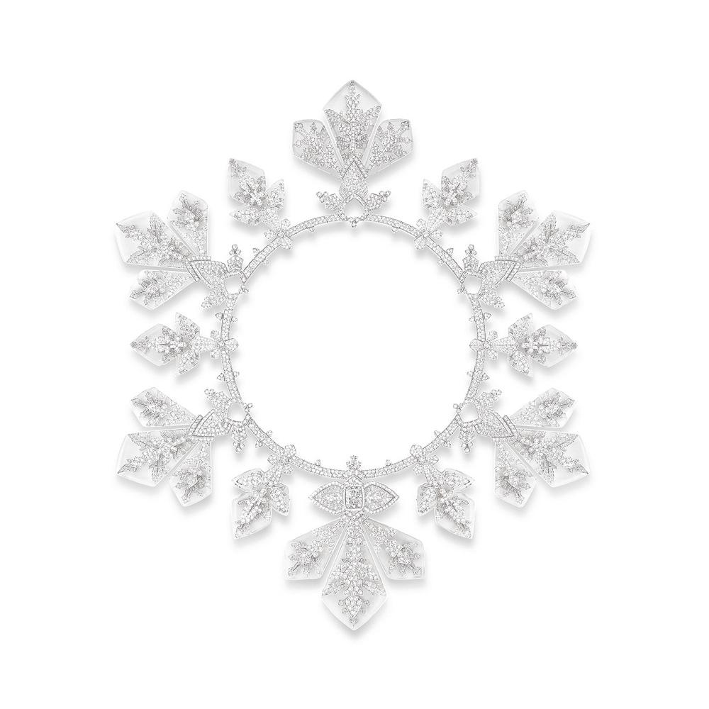Collections haute joaillerie 2017 - Boucheron
