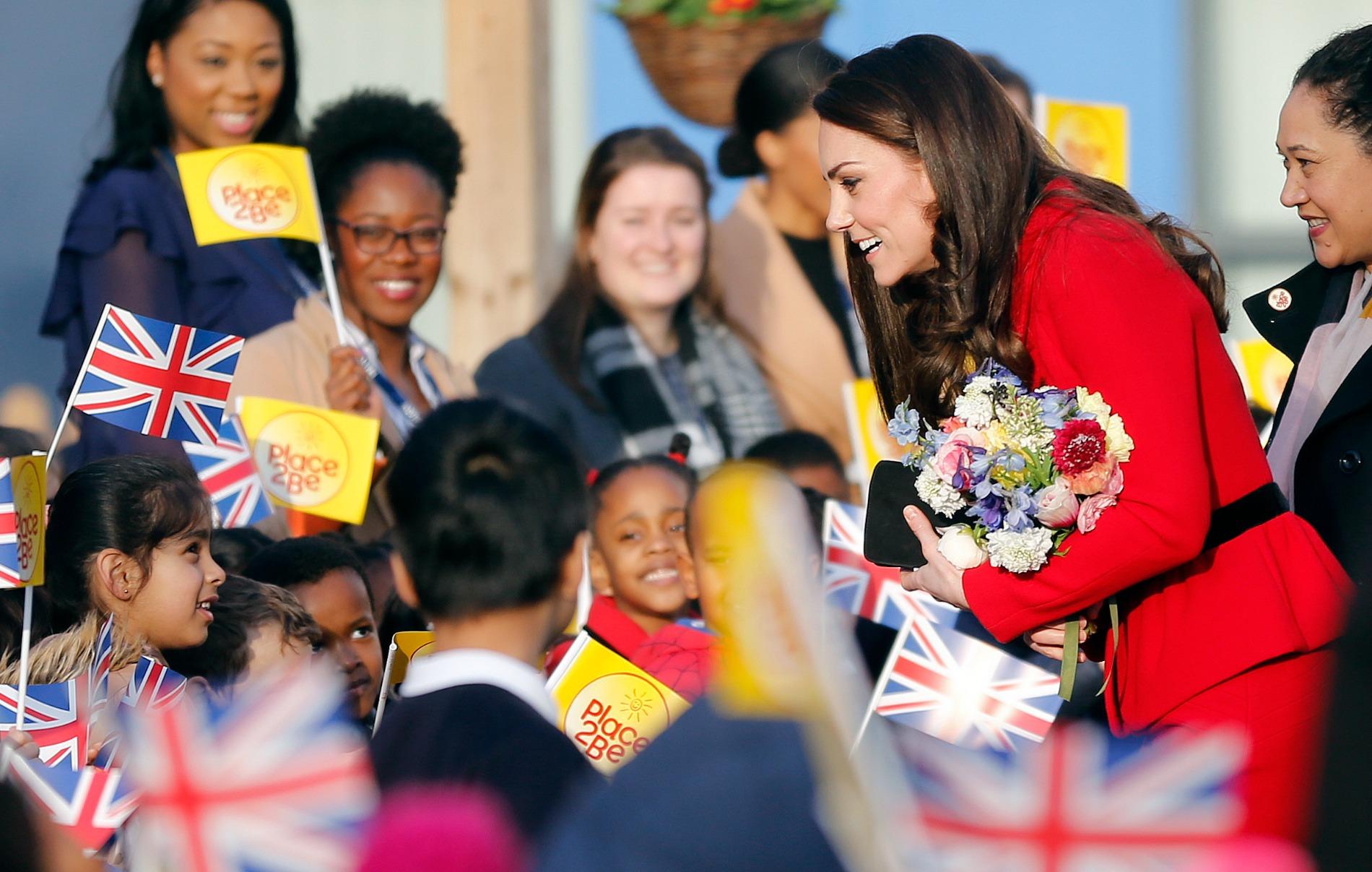 Kate Middleton, l'héritière de Diana