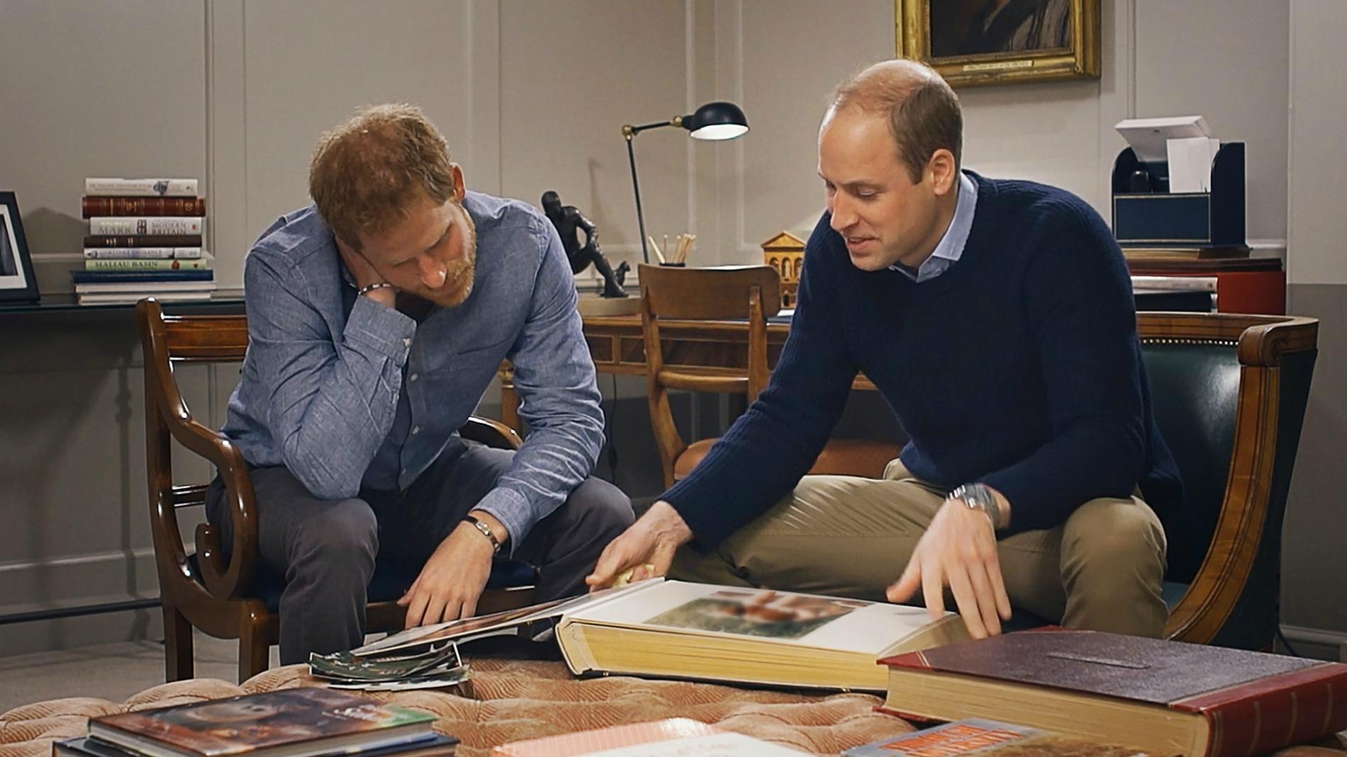 William et Harry : le temps de la parole