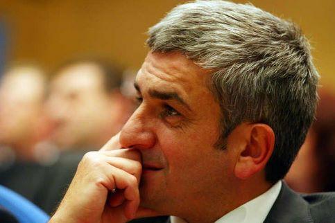Hervé Morin. Score soviétique pour le ministre de la Défense, réélu au premier tour avec 86,6% à Epaignes (Eure).