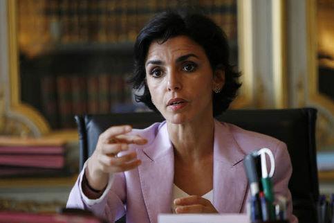 Rachida Dati. Avec 57.69%, la ministre de la Justice s'impose dans le VIIe arrondissement de Paris.