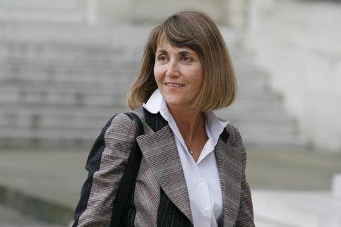 Christine Albanel. La ministre de la Culture et de la Communication, numéro 2 sur la liste UMP du IVe arrondissement de Paris, n'obtient que 39.05%.