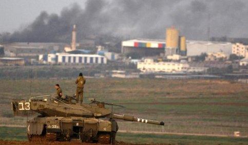 Dimanche matin, l'armée israélienne se trouve aux portes de Gaza-ville. Des blindés et des unités d'infanterie sont signalés dans le secteur de l'ancienne colonie de peuplement de Netzarim, évacuée par Israël en 2005.