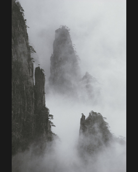 Les Trois Pics (inédit), Huang Shan 1985