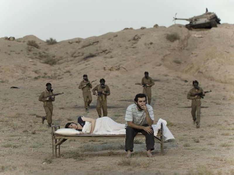 La photographe iranienne Gohar Dashti