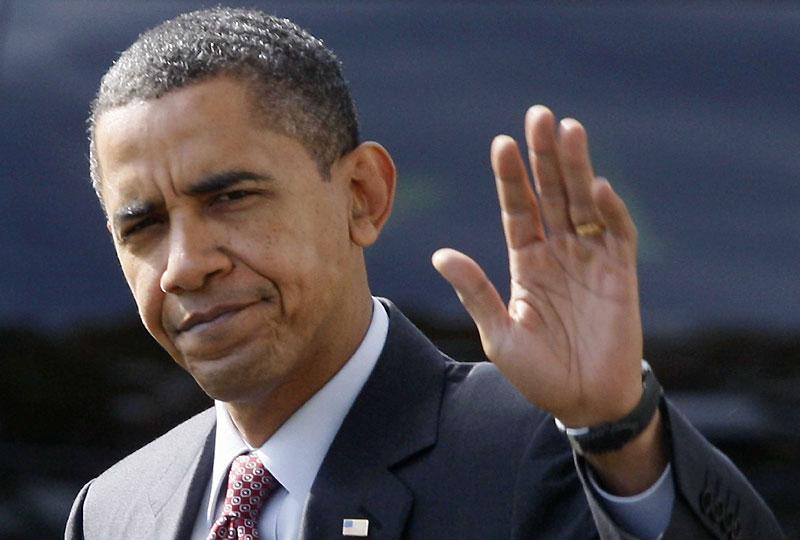Triste anniversaire pour Barack Obama, un an après le début de son mandat. Le président américain a vu sa cote de popularité quitter les sommets, et les récentes défaites démocrates aux élections des gouverneurs de Virginie et du New Jersey ont mis en lumière quelques doutes sur ses orientations politiques. (Photo prise le mercredi 4 novembre)