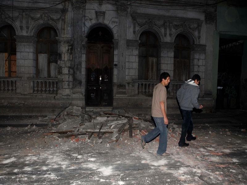 La capitale du Chili, Santiago, a été plongée dans l'obscurité suite à une coupure d'électricité géante.