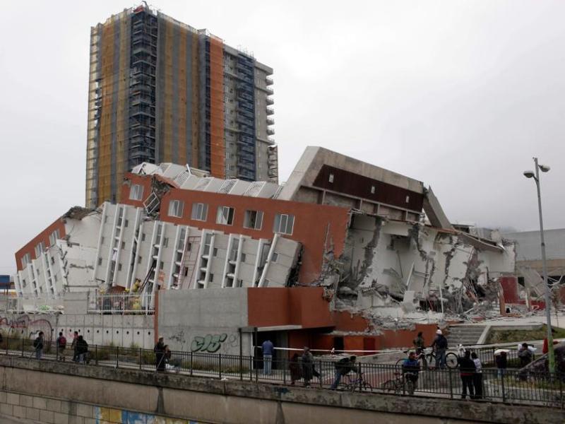 Concepcion, la deuxième ville du Chili, est au coeur de la zone côtière concentrant l'essentiel des victimes du séisme, suivi de vagues de tsunami, qui a frappé samedi le centre du Chili. Le dernier bilan officiel faisait état dimanche de 708 morts.