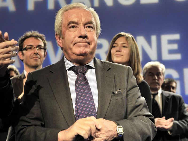 Alain Marleix. Venu en Auvergne remplacer au pied levé son ministre de tutelle, Brice Hortefeux, le secrétaire d'Etat aux Collectivités (40,32%) n'est pas parvenu à s'imposer face au président socialiste sortant, René Souchon (59,68%).