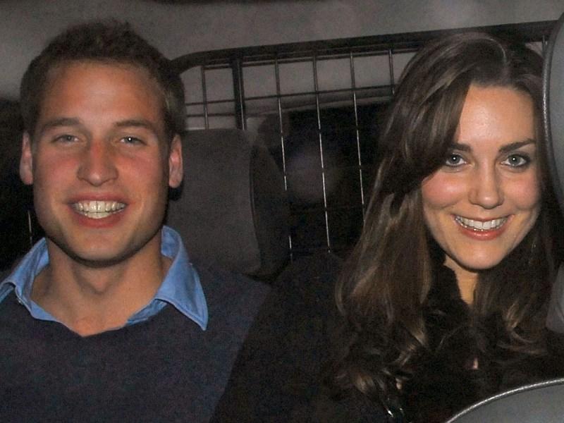 Kate Middleton et le prince William destins crois s