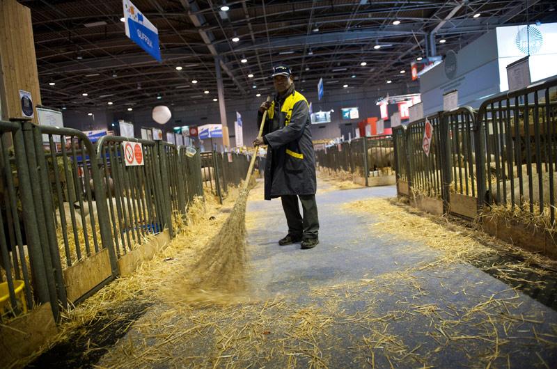 Une nuit au salon de l 39 agriculture - Prix de l entree du salon de l agriculture ...