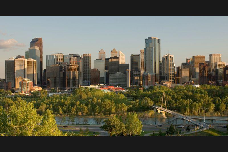 5 - Calgary, est la ville la plus prospère de la province la plus riche du Canada. Un statut qui lui permet de se placer en cinquième position parmi les villes qui offrent la meilleure qualité de vie à ses habitants.