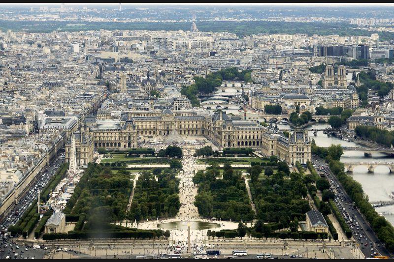 16 - Paris est la seule française retenue parmi les 140 villes étudiées. Avec cette seizième place, elle arrive loin devant Londres qui n'est que 53 ème !