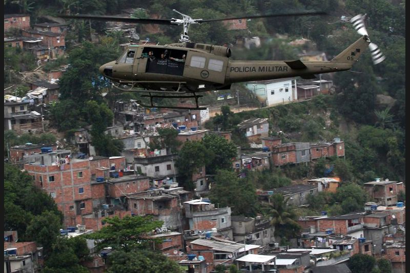 La favela de Rocinha
