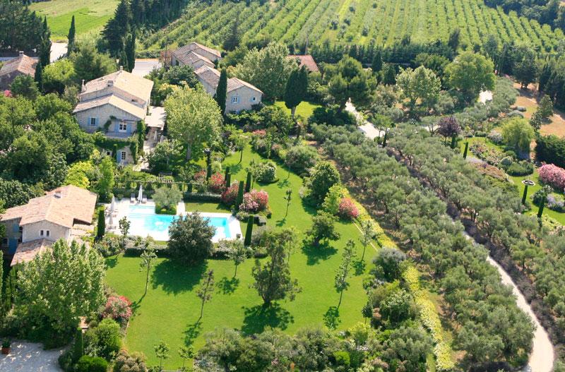 Luxe les belles propri t s vendues en 2011 - Maison jardin toulouse aixen provence ...