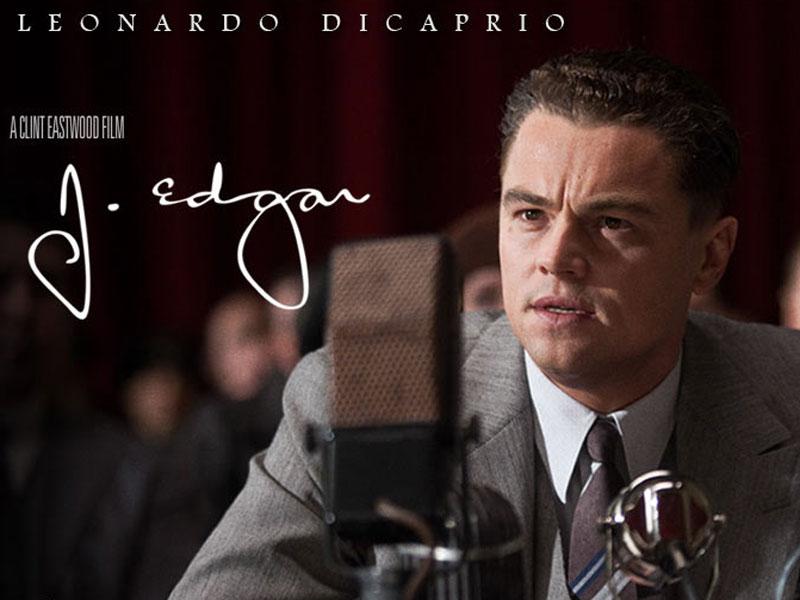 Meilleur acteur : Leonardo DiCaprio dans J. EdgarL'un des meilleurs acteurs de sa génération, Leonardo DiCaprio n'a décidément pas les faveurs de l'Académie des Oscars qui, chaque année, semble vouloir passer outre ses performances. Sa consécration ne sera malheureusement pas non plus pour cette fois.