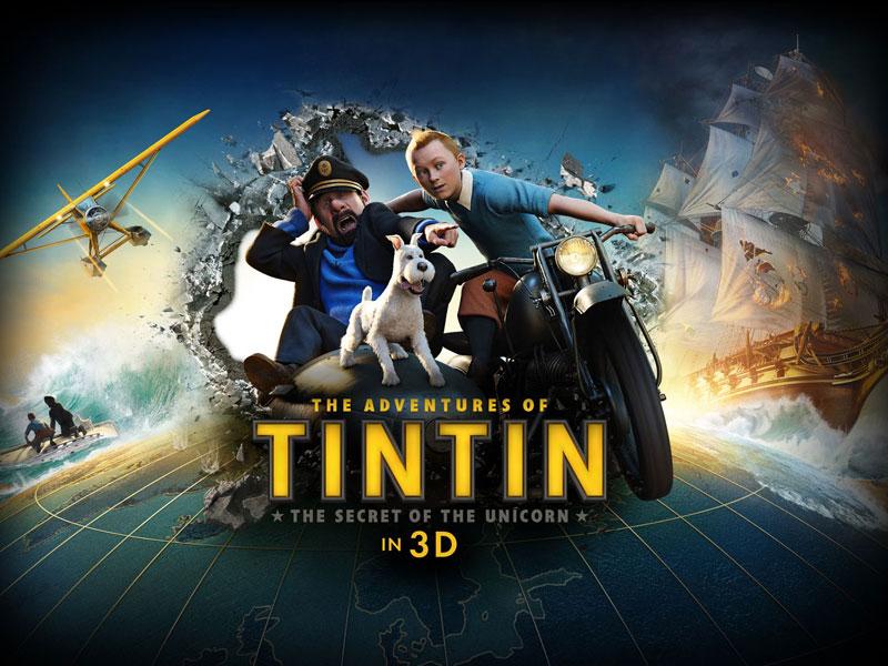 Meilleur film d'animation : Les Aventures de Tintin- Le Secret de la LicorneRien que pour la révolution technologique qu'il représente, le Tintin de Spielberg aurait dû être cité aux Oscars. Mais peut-être l'Académie se réserve-t-elle les prochains volets pour récompenser ce film d'animation pas comme les autres. ..