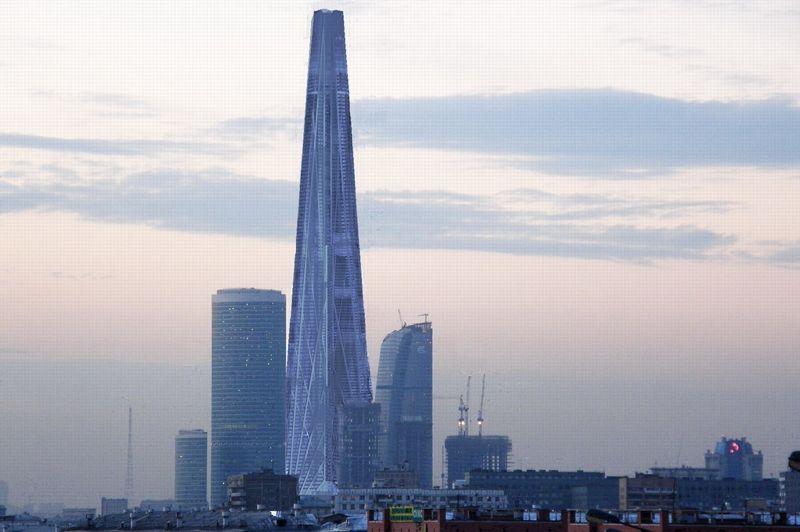 plus haut monument monde architectural