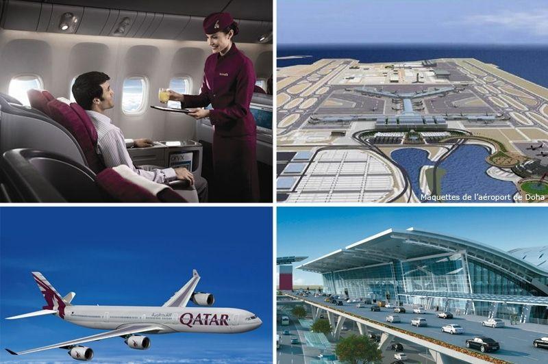 La puissance tentaculaire du qatar dans le monde for Maison du monde qatar