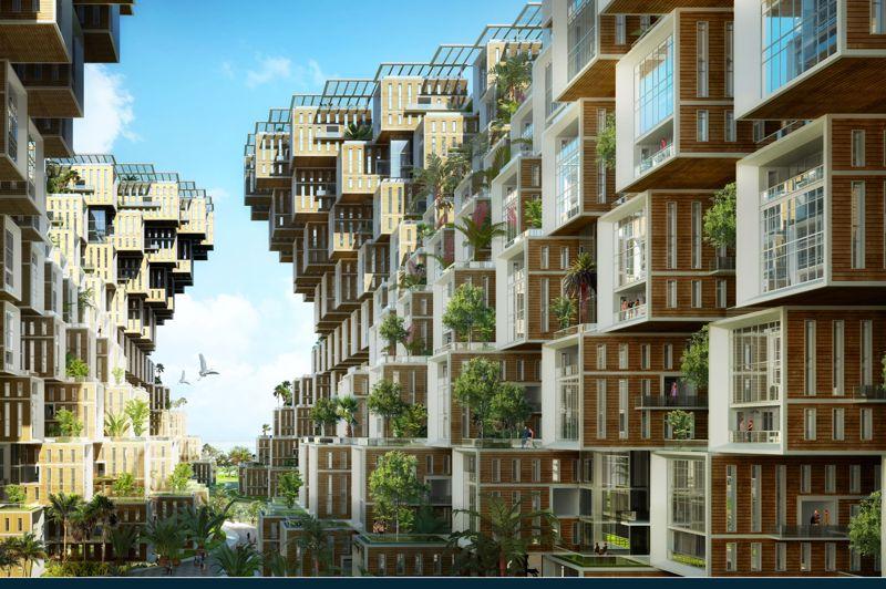 A quoi ressembleront nos habitats du futur for Habitat du monde