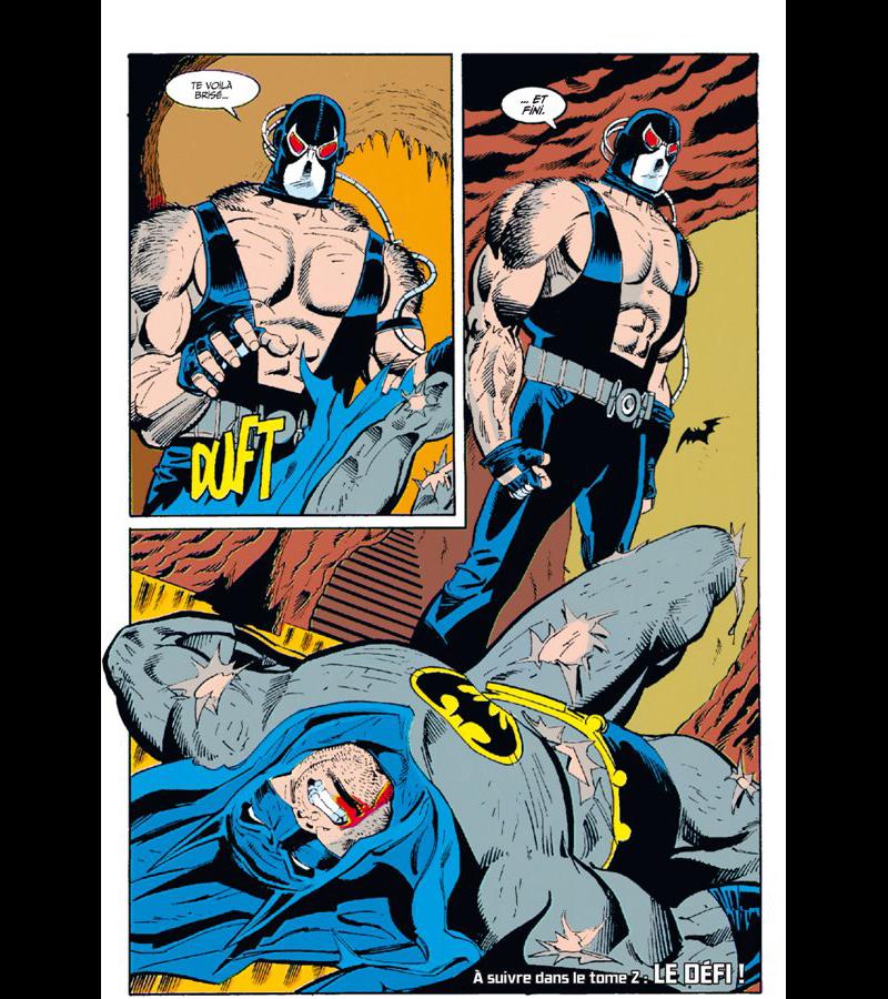 Batman s 39 expose dans une galerie d 39 art - Batman contre joker ...