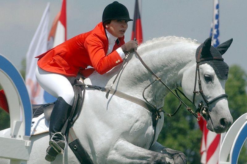 L'équitation est également un domaine où s'illustrent la royauté orientale. Haya de Jordanie (photo), la fille du roi Hussein, a participé à ceux de Sydney, les princes saoudiens Faisal Al-Shalan and Prince Abdullah Al-Saud à ceux de Pékin en 2008.