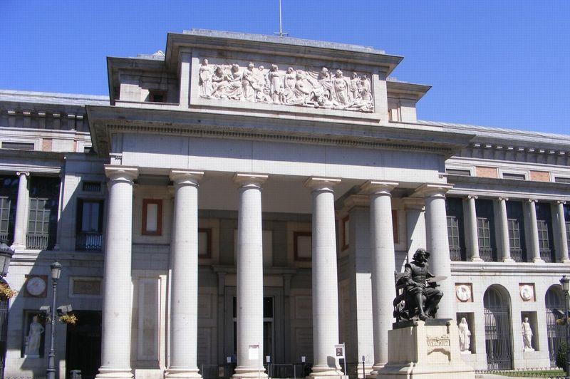 Le musée du Prado, à Madrid, offre une des collections de tableaux les plus complètes du monde, et propose des chefs d'œuvre comme «les Ménines» Velasquez et «les Majas» de Goya. Selon l'étude, l'image de marque de la pinacothèque vaut presque 60 milliards d'euros.
