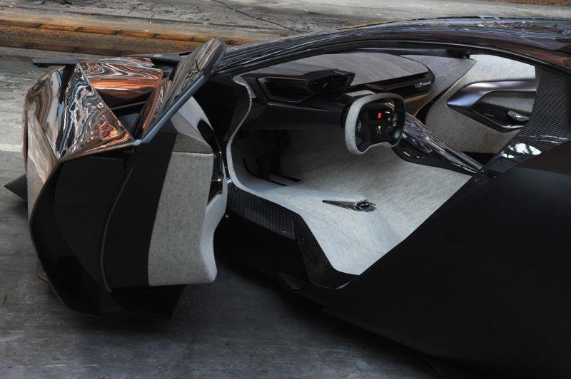 Peugeot onyx la part du r ve for Peugeot 908 interieur