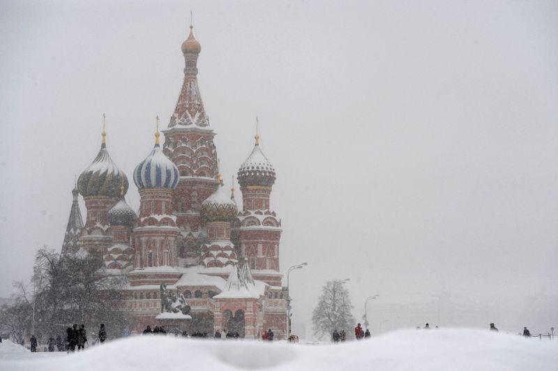 Moscou monte sur la deuxième marche du podium: la capitale russe connaît une augmentation de 5,5%, dans la continuité de celle de 4,1% observée au second semestre 2011.