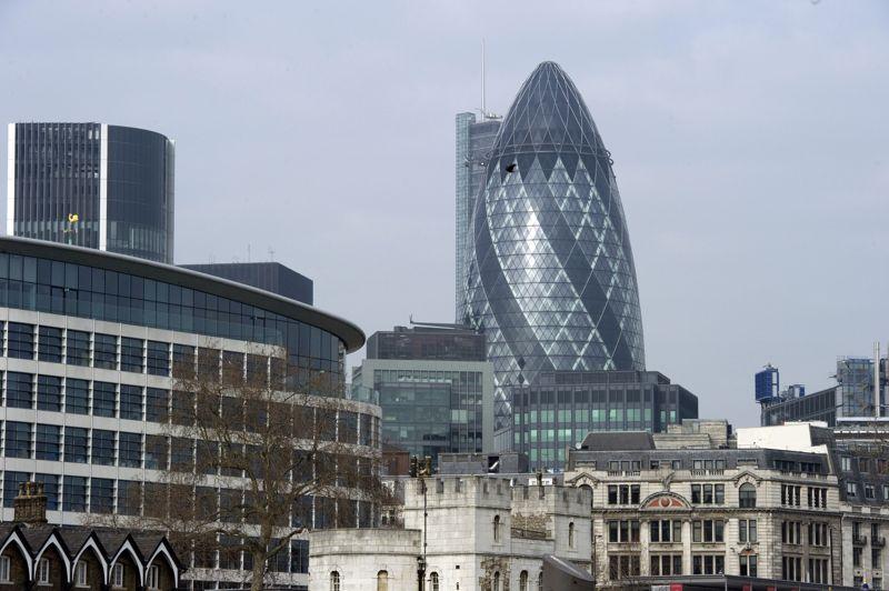 Londres a connu une baisse des prix du marché immobilier jusqu'en 2009, avant de repartir de plus belle. La capitale britannique observe aujourd'hui une hausse de 2,8% pour le premier semestre 2012.