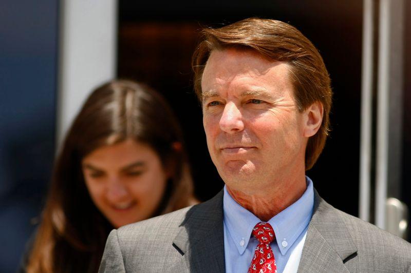 2008: John Edwards - Après son échec face à Barack Obama dans la course à l'investiture en 2008, le sénateur admet une relation extraconjugale vieille de deux ans deux semaines avant le début de la convention démocrate. Il saborde par la même occasion tout espoir de jouer un rôle de premier plan dans la campagne ou l'administration du futur président.