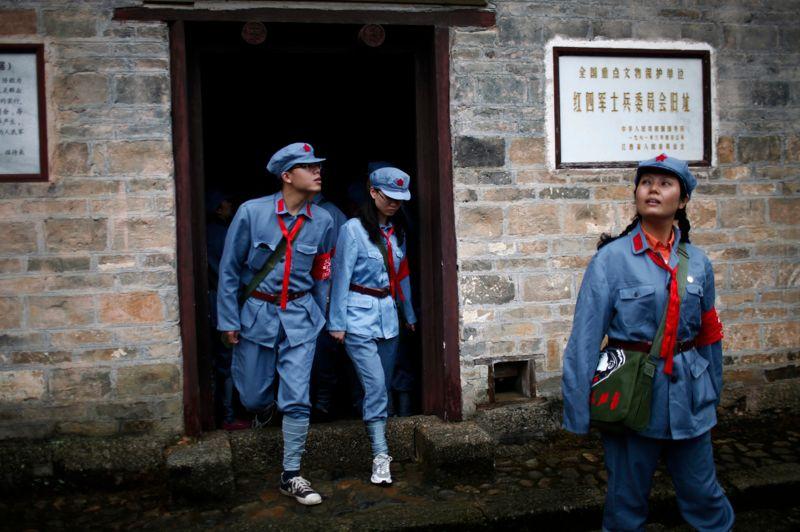 Poussé par un élan de nostalgie, le culte de Mao a connu un regain de popularité en Chine ces dernières années.