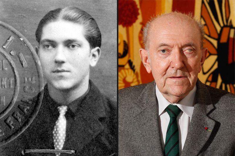 Louis Cortot, né le 26 mars 1925 à Sombernon (Côte d'Or). Il rejoint la résistance dès le début de l'année 1941, à l'âge de 15 ans. Dans l'usine dans laquelle il travaille comme ajusteur, il confectionne des explosifs. Il multiplie les sabotages et rejoint en janvier 1944 les Francs-Tireurs et Partisans (FTP) de Seine-et-Marne. Il est très grièvement blessé le 26 août 1944 au cours des combats de la libération. Après la guerre, il travaille dans l'aéronautique.