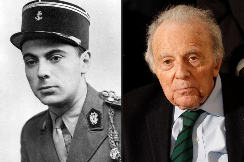 François Jacob est né le 17 juin 1920 à Nancy. Étudiant à la faculté de médecine de Paris, et voulant devenir chirurgien, il s'embarque pour Londres le 21 juin 1940 et s'engage dans les Forces françaises libres (FFL) le 1er juillet 1940. Blessé en mai 1943, il débarque en Normandie avec le 2ème DB. Il est grièvement blessé au bras et à la jambe le 8 août 1944. Après la guerre, il reprend ses études et soutient sa thèse de médecine en 1947. Ne pouvant devenir chirurgien en raison de ses blessures, il se tourne vers la biologie. En 1965, il reçoit avec André Lwoff et Jacques Monod, le Prix Nobel de Médecine.