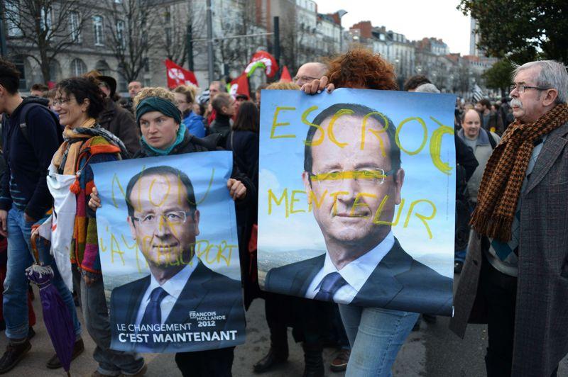 Il y a une semaine, une autre manifestation à Notre-Dame-des-Landes, avait rassemblé entre 13.500 personnes, selon la préfecture, et 40.000 selon les organisateurs .
