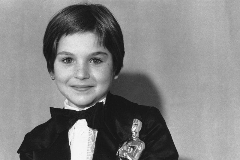 1974 est une révolution pour les Oscars. Cette année-là, pour la première fois, un enfant de 10 ans à peine remporte la statuette de meilleure actrice dans un second rôle. Ce prodige, c'est Tatum O'Neal, la Californienne qui joue Addie dans La Barbe à papa.