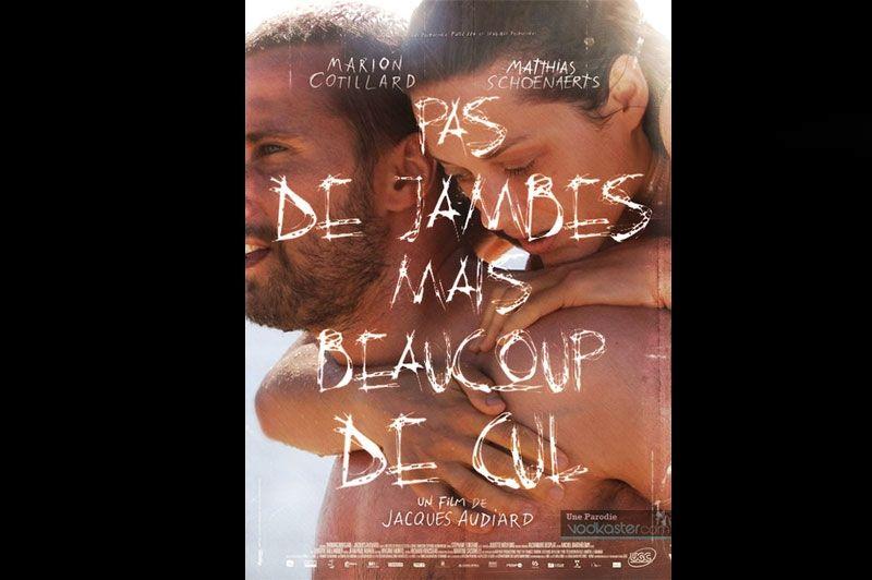 Salué par la critique et le public,  De Rouille et d'Os n'échappe pas au pastiche. Le film de Jacques Audiard, dans lequel Marion Cotillard se retrouve amputée des jambes , perd un peu de sa portée poétique dans cette version.