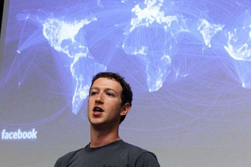 C'est le réseau social Facebook qui clôt le classement. Fondé en 2004, le site est aussi le plus récent présent dans ce classement. Le réseau jouit d'une notoriété internationale, et revendique un milliard d'utilisateurs à travers le monde. Un film  a même été réalisé en 2010 pour raconter la naissance du site, oeuvre de Mark Zuckerberg (notre photo). En 2012, Facebook a généré 1,5 milliard d'euros, soit 47 euros par seconde.