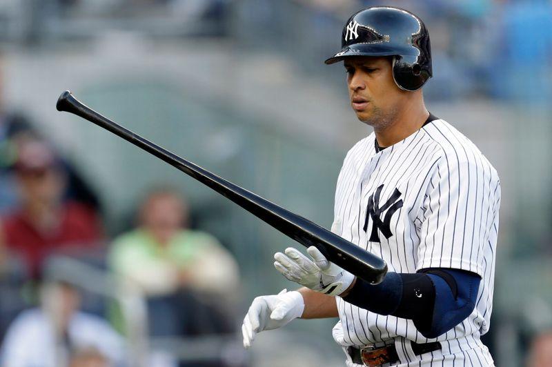 La sixième place est pour Alex Rodriguez, de l'équipe des New York Yankees, fraîchement sacré sportif le plus sexy du monde. Il accumule des soupçons concernant l'usage de stéroïdes .