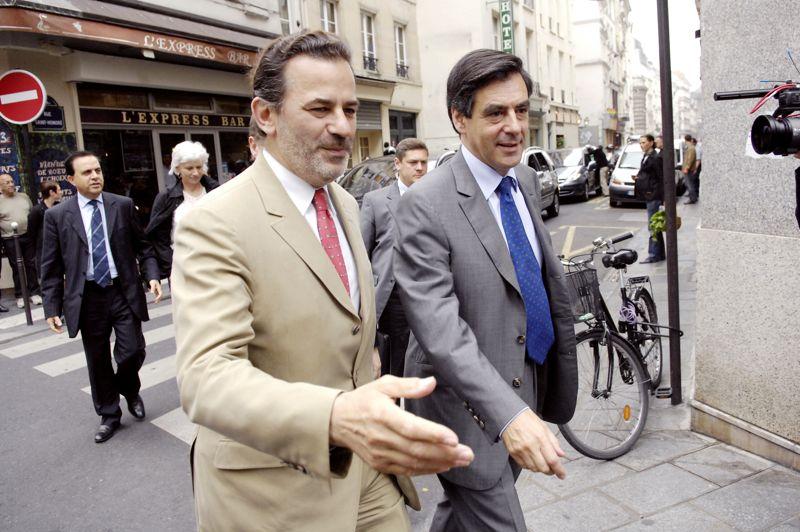 Jean-François Legaret (UMP)Président du groupe UMP au conseil de Paris, le maire du Ier arrondissement (ici à gauche) a confirmé sa candidature à la primaire UMP fin février. Autre élue locale (XIVe arrondissement) potentiellement candidate: Marie-Claire Carrère-Gée, ancienne conseillère de Jacques Chirac à l'Élysée.