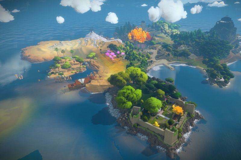The Witness - Jonathan Blow, créateur de  Braid, un jeu indépendant très bien reçu par les critiques, a présenté son nouveau projet. Un trailer mystérieux mêle monde ouvert , environnement bucolique et puzzles.